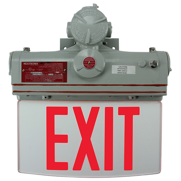 CP-EXP Explosion Proof Edge-lit Series