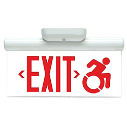CTC900E Connecticut  LED Exit Signs