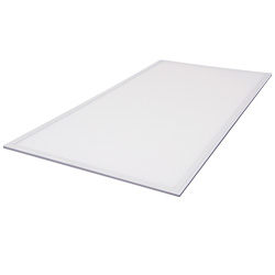 LP24 Series 2'x4' Recessed Flat Panel, 36-68W, 4637-7325 Lumens