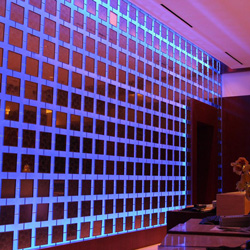 LWW RGB Series LED Wall Wash, Wet Location, Color Changing
