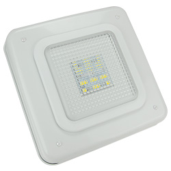 MC2 Series Low Glare Canopy, 40W, 5018 Lumens