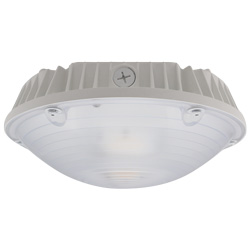 SCS-S Series Surface Mount LED Soft Square Canopy