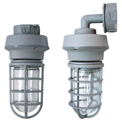TL802 Compact Fluorescent Vaporproof Security Lighting