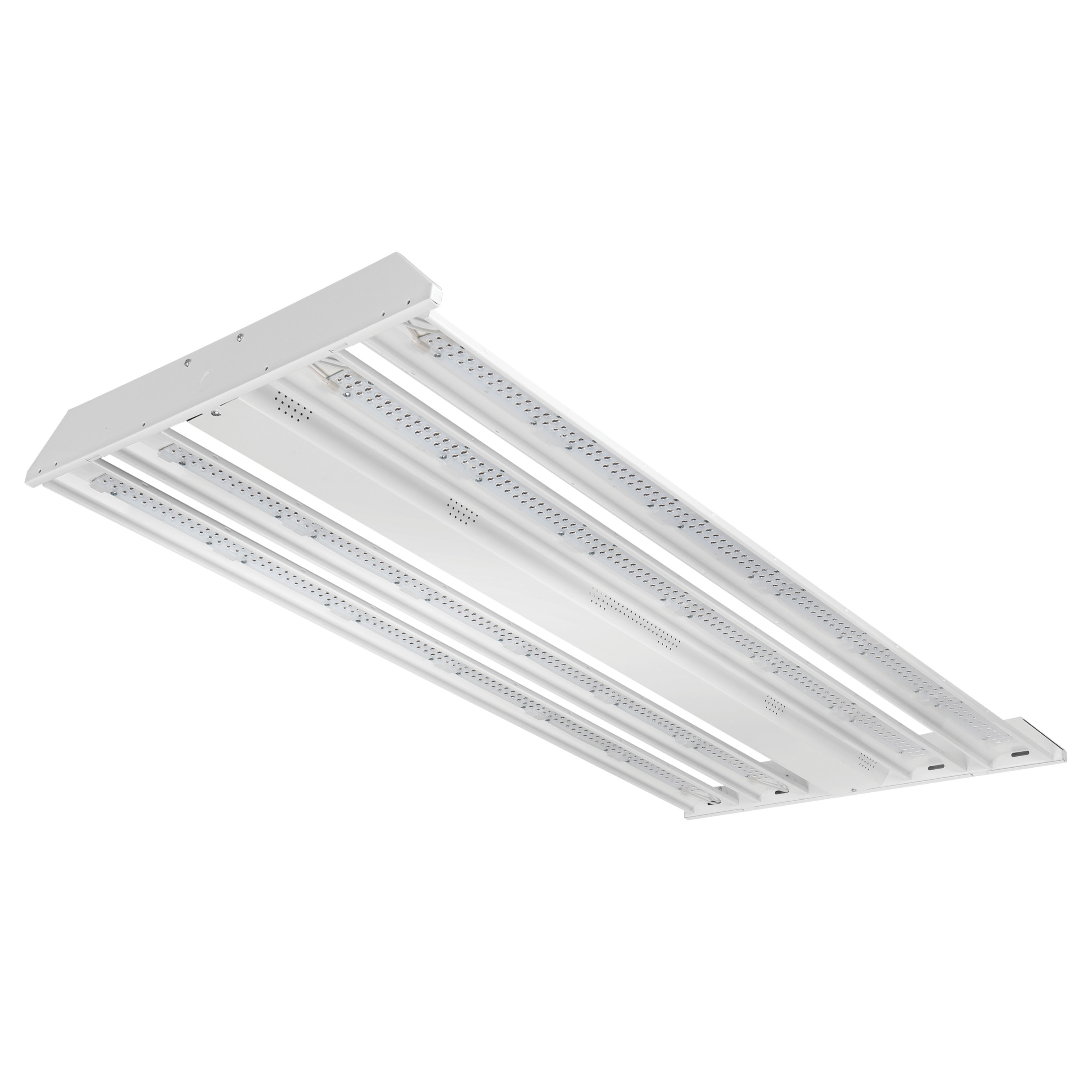 Wide Body Veg 320W Linear LED grow light for vegetative applications and wide coverage 320W