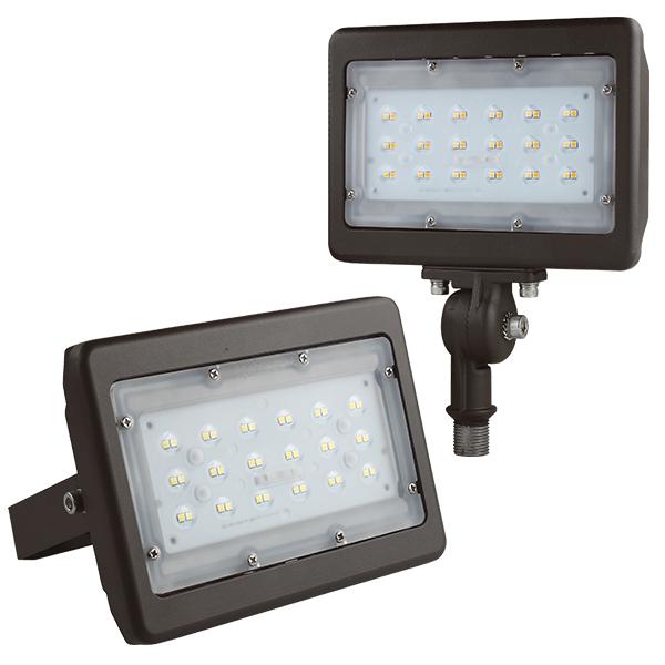 Architectural LED Outdoor Lighting 50 Watt Multi-purpose Area Light