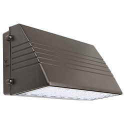 E110X Series Architectural LED Trapezoid Wallpack