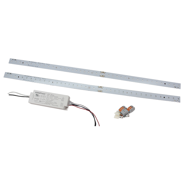 GLE-GL-RKU Series Green LED Retrofit Kit for Horticulture Applications