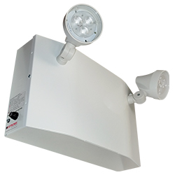 New York Steel Emergency Lighting Unit