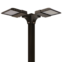 PK Series LED Area Light & Pole Kit