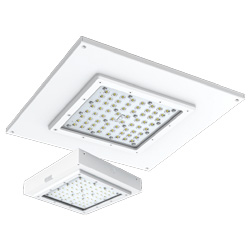SCP-R Series Recessed Mount LED Performance Canopy